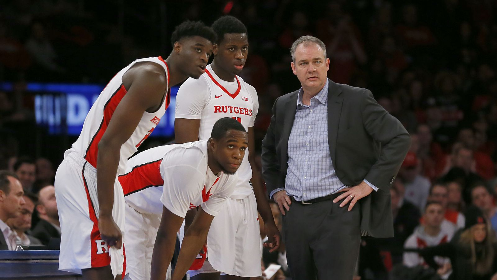 Rutgers Men's Basketball: Review Of Current Roster - On ...