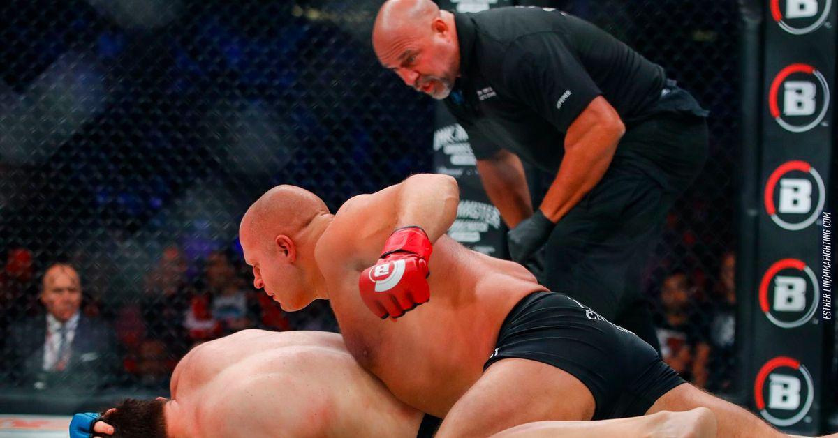 Bellator 208 results: Fedor Emelianenko TKO's Chael Sonnen, will fight Ryan Ba...
