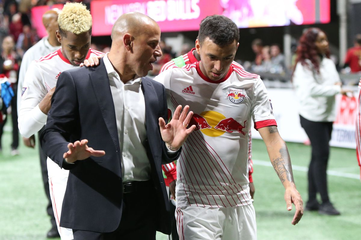 Shield Hangover: How the Red Bulls are showing all the signs and why Chris Armas is not to blame
