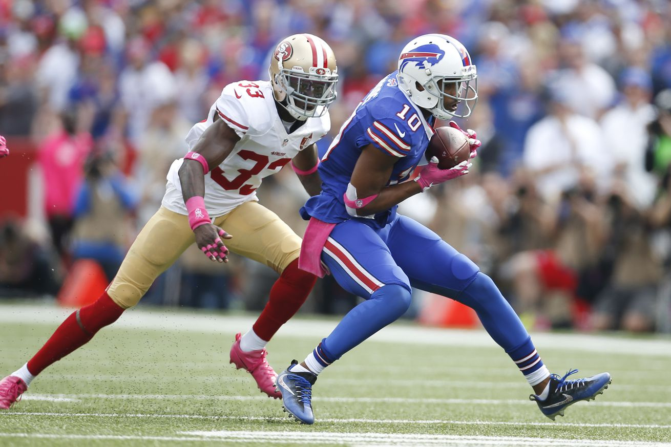 San Francisco 49ers v Buffalo Bills