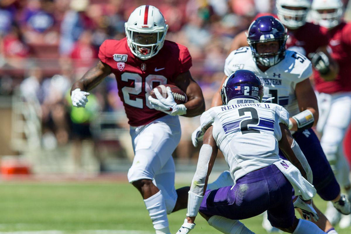 NCAA Football: Northwestern at Stanford