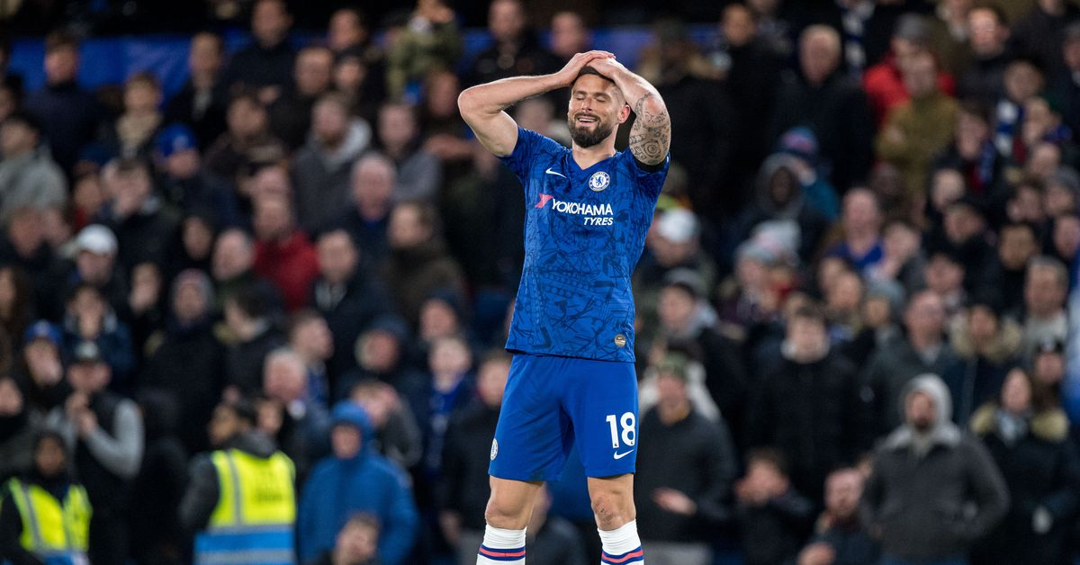 Giroud on the frustrations of VAR, failed January transfers, and his Chelsea future
