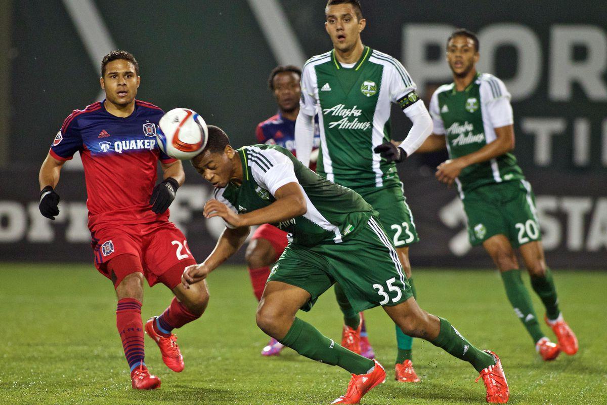 MLS: Preseason-Portland Timbers vs Chicago Fire