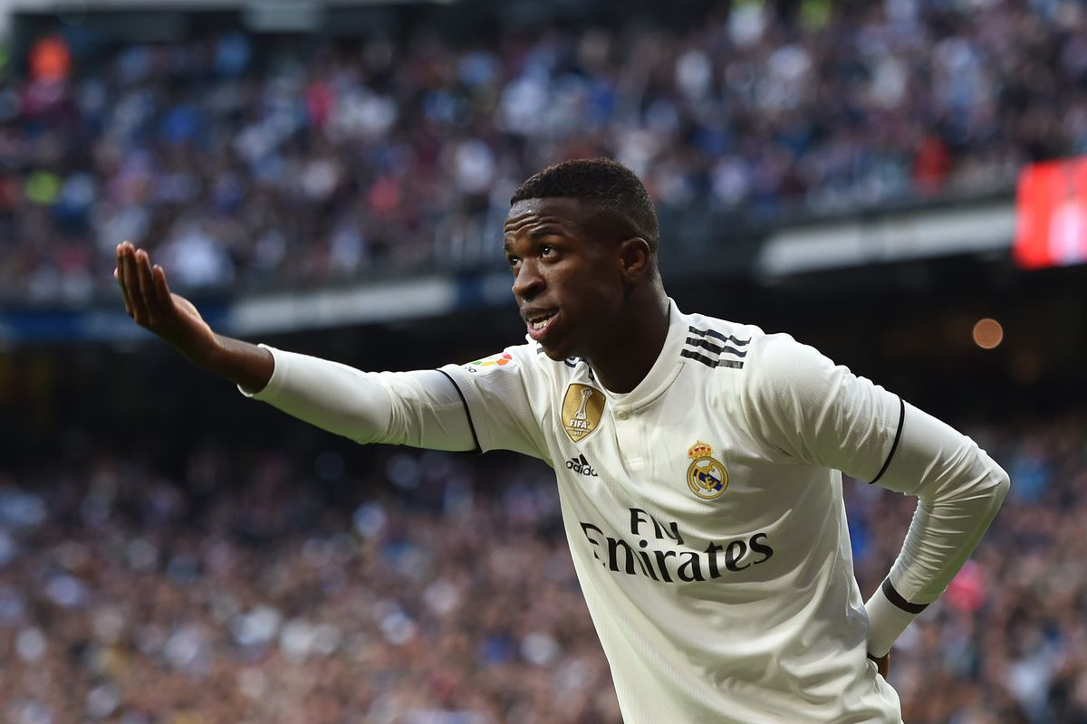 Vinicius Still Has To Improve His Decision Making Says