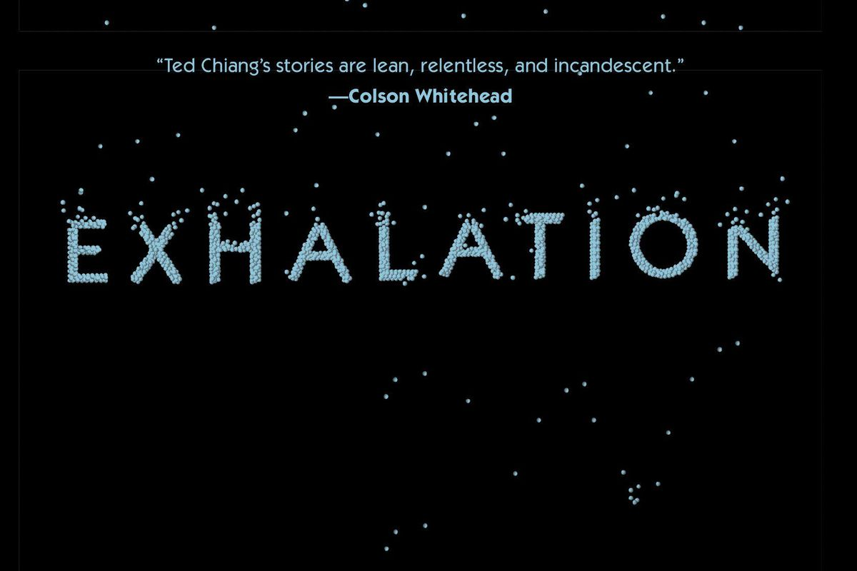 Image result for Exhalation Ted Chiang