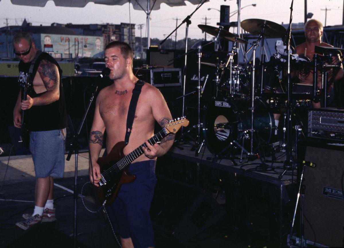 Warp Tour - 8-18-1995
