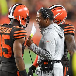 November 2019: After the loss to the Broncos, Browns safety Jermaine Whitehead took to social media and had a meltdown in which he kept finding tweets of people who were critical of his play and was basically responding with death threats against them. Cleveland cut Whitehead the next day.