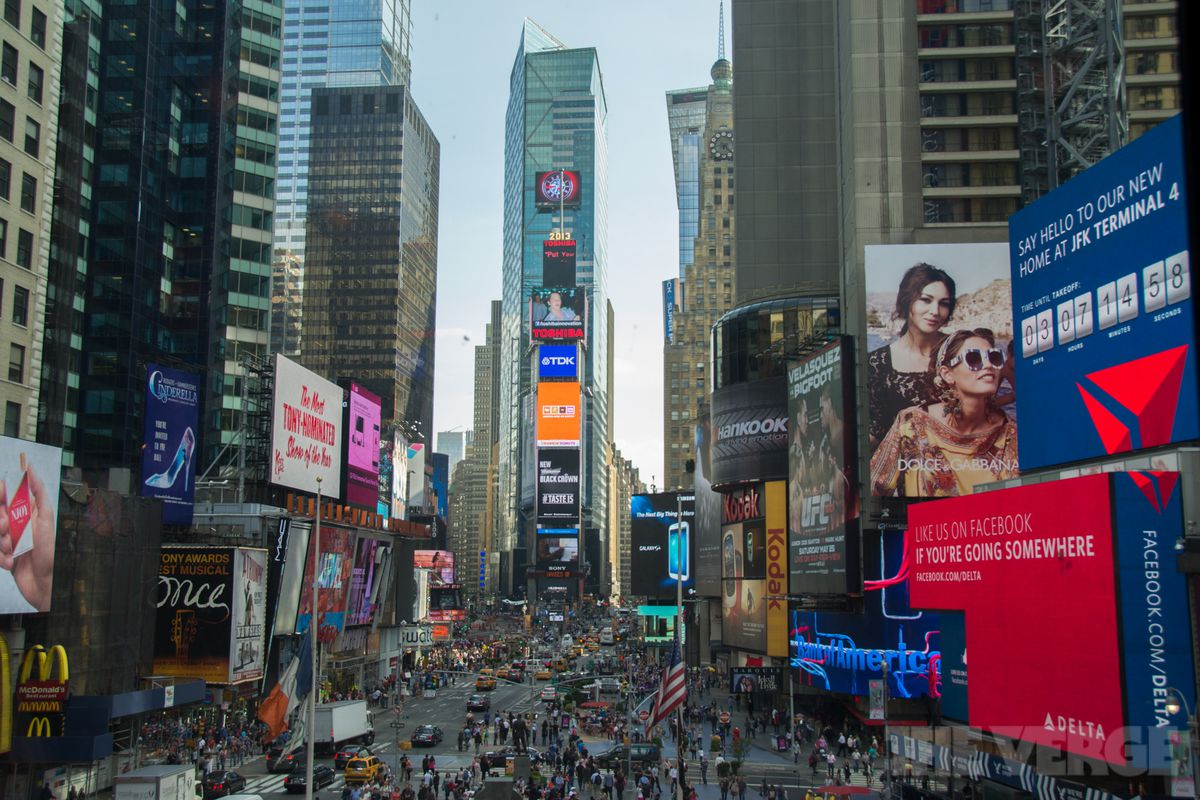 New York City Times Square (STOCK)