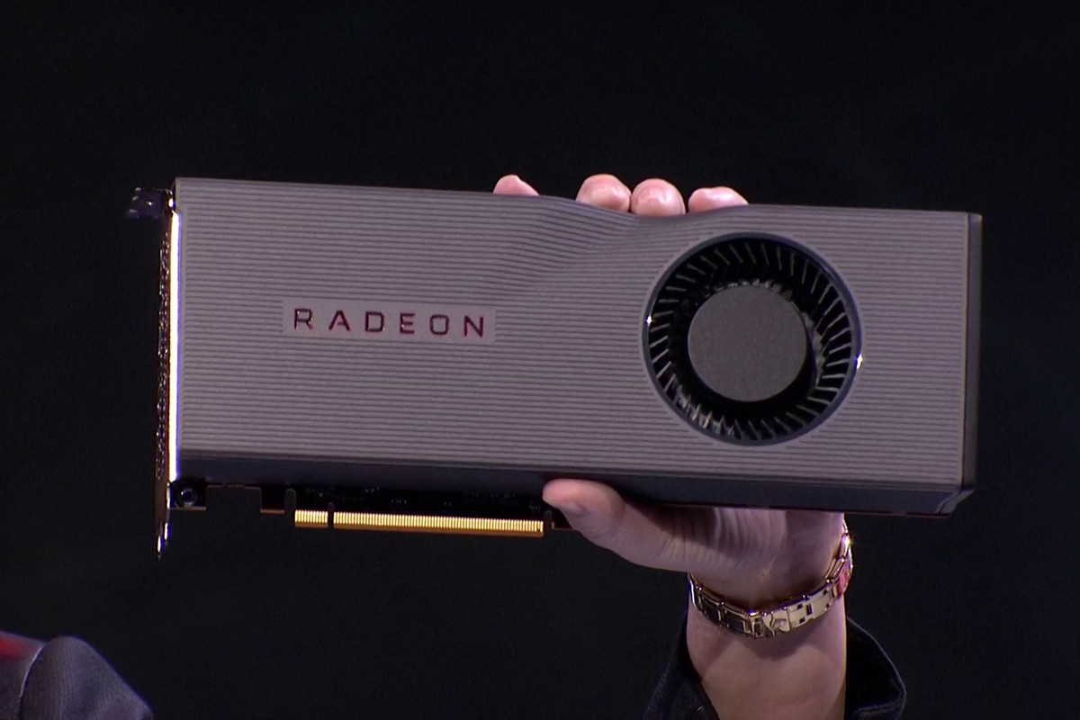 AMD Radeon RX 5700 and 5700 XT GPUs at E3: price, release