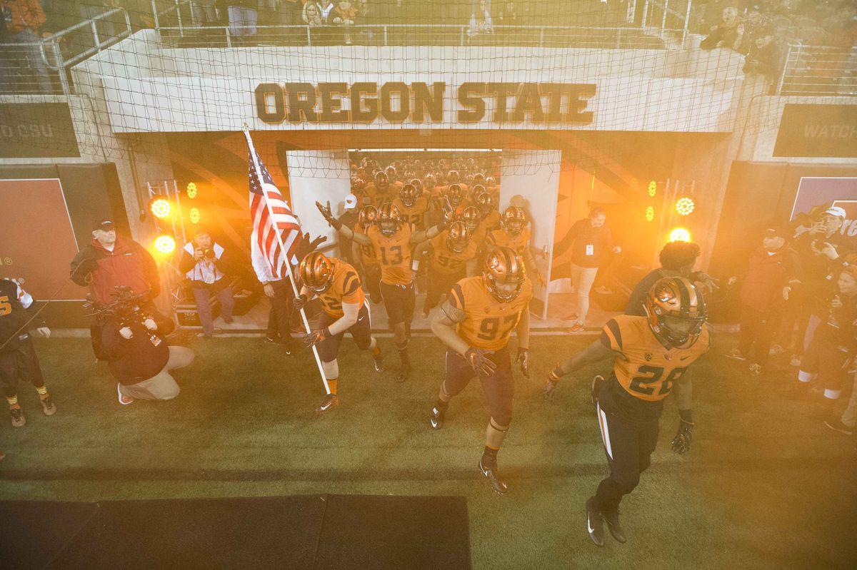NCAA Football: Arizona at Oregon State