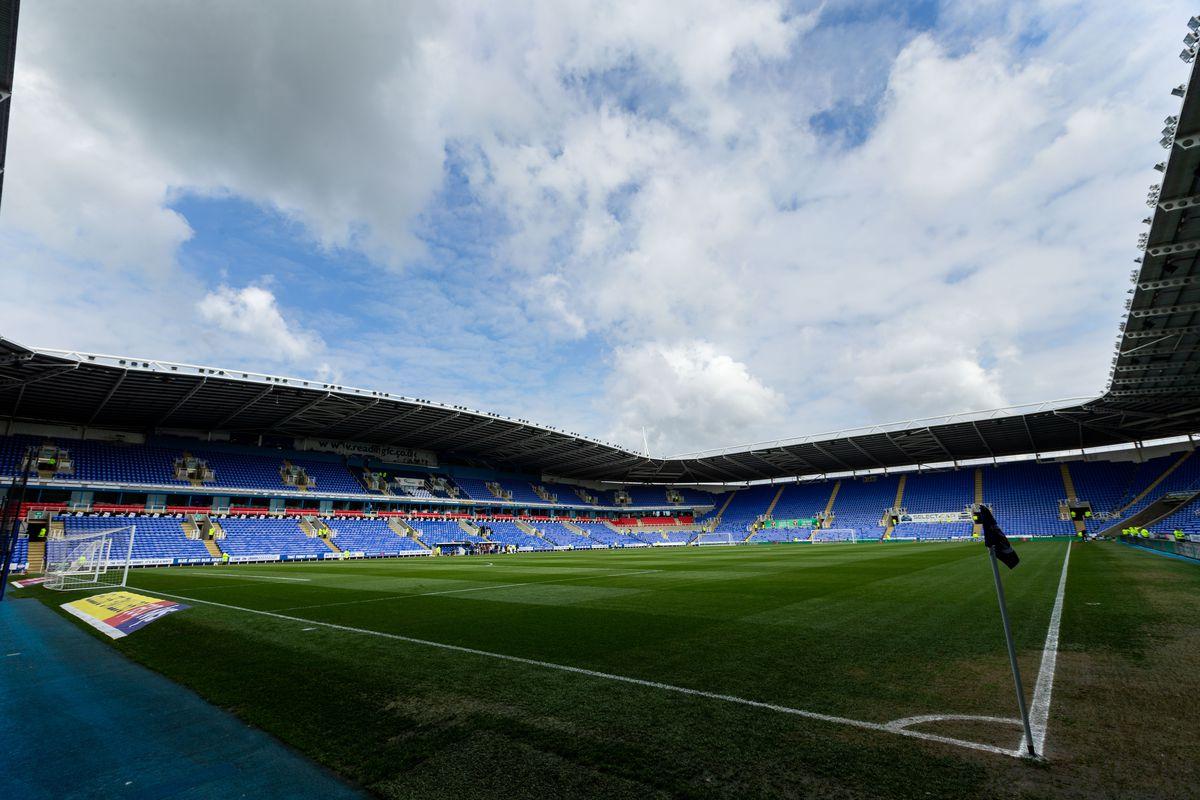 Reading v Birmingham City - Sky Bet Championship - Madejski Stadium