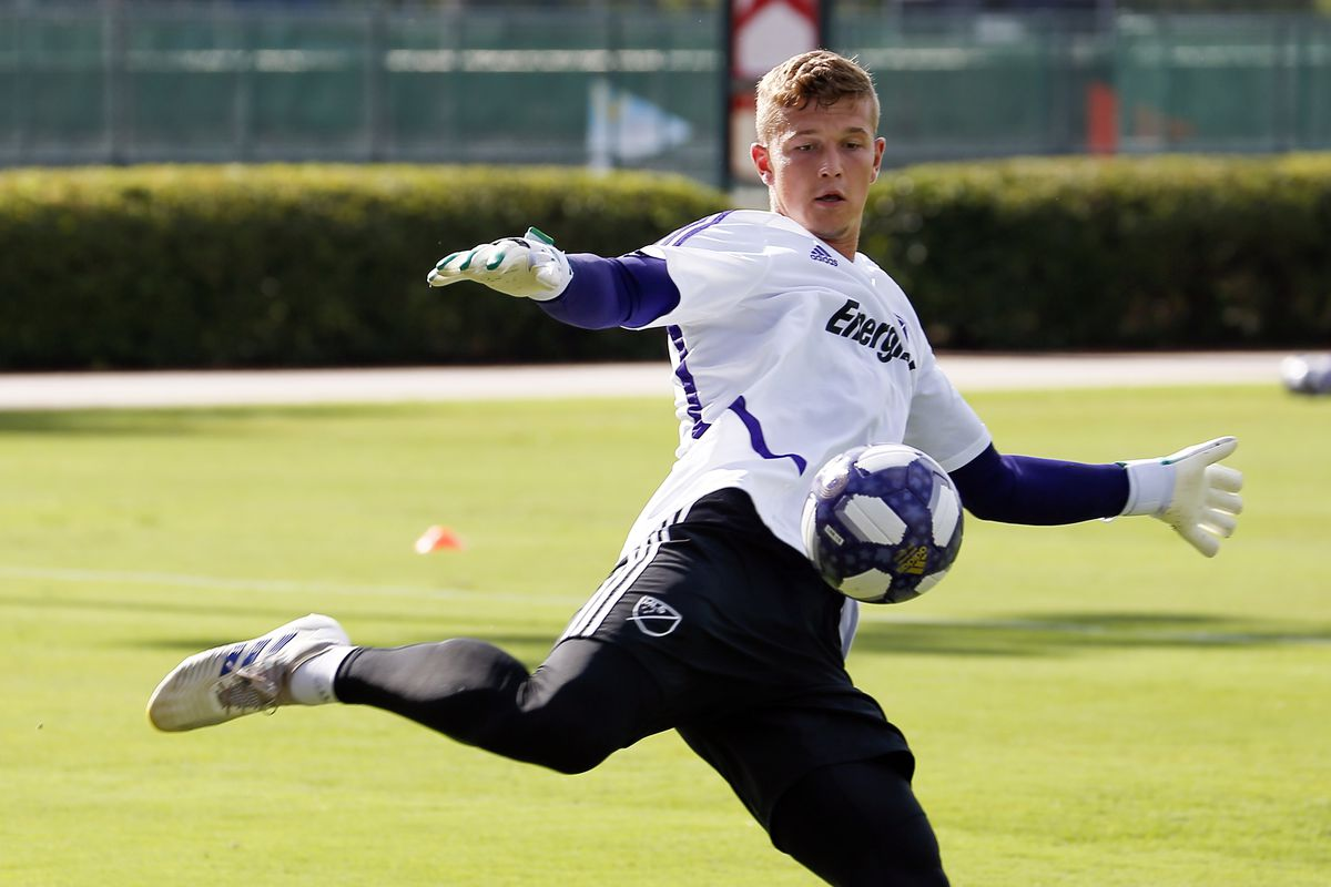 MLS: MLS Homegrown Team Training