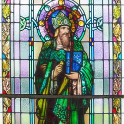 St. Patrick, the patron saint of Ireland, is honored March 17.