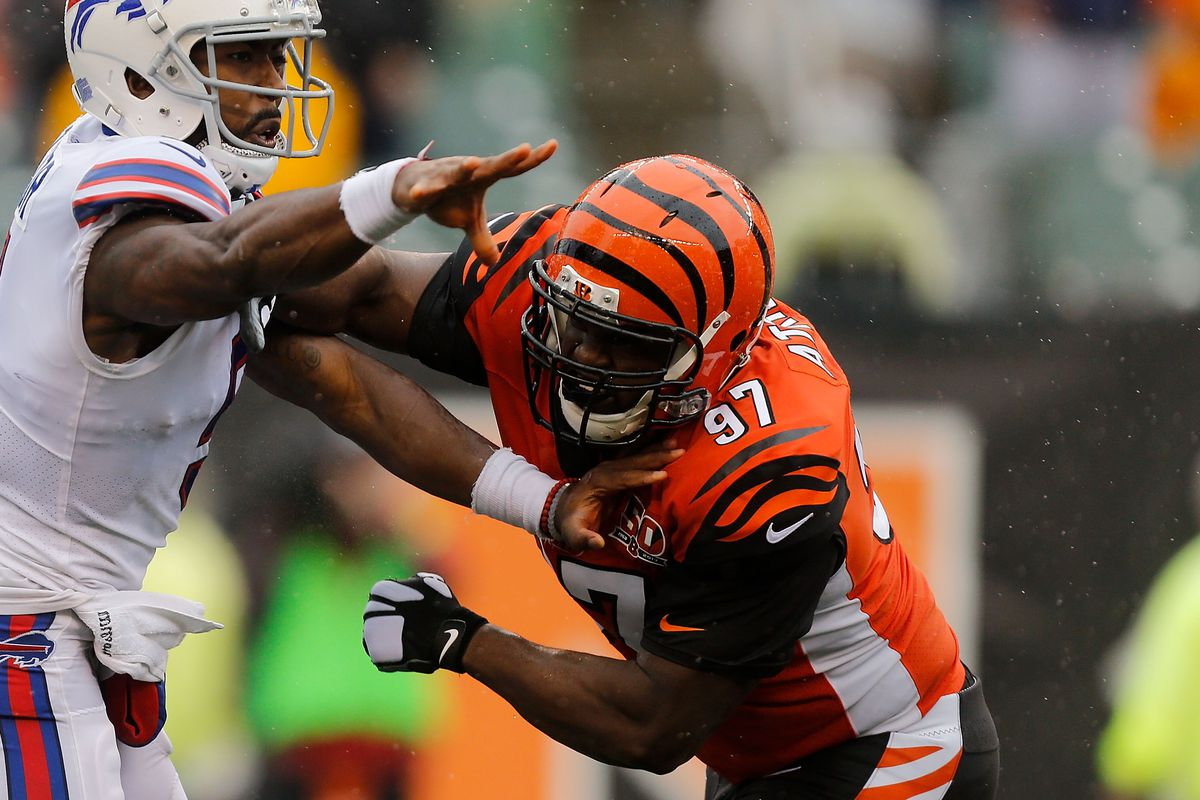 NFL injury news Bengals DT Geno Atkins dealing with toe injury