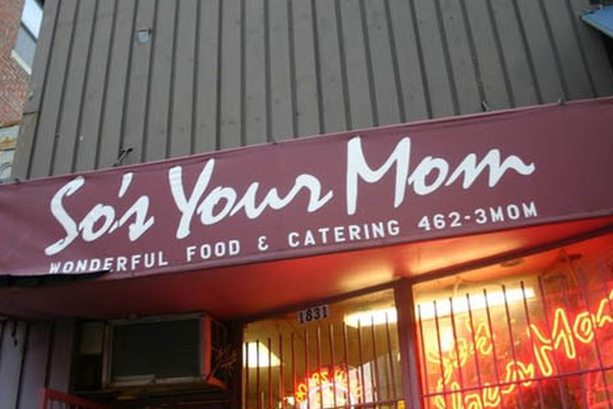So's Your Mom