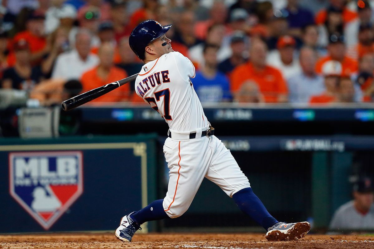 Astros ALDS Game 1 Recap: Jose Altuve has a historic day