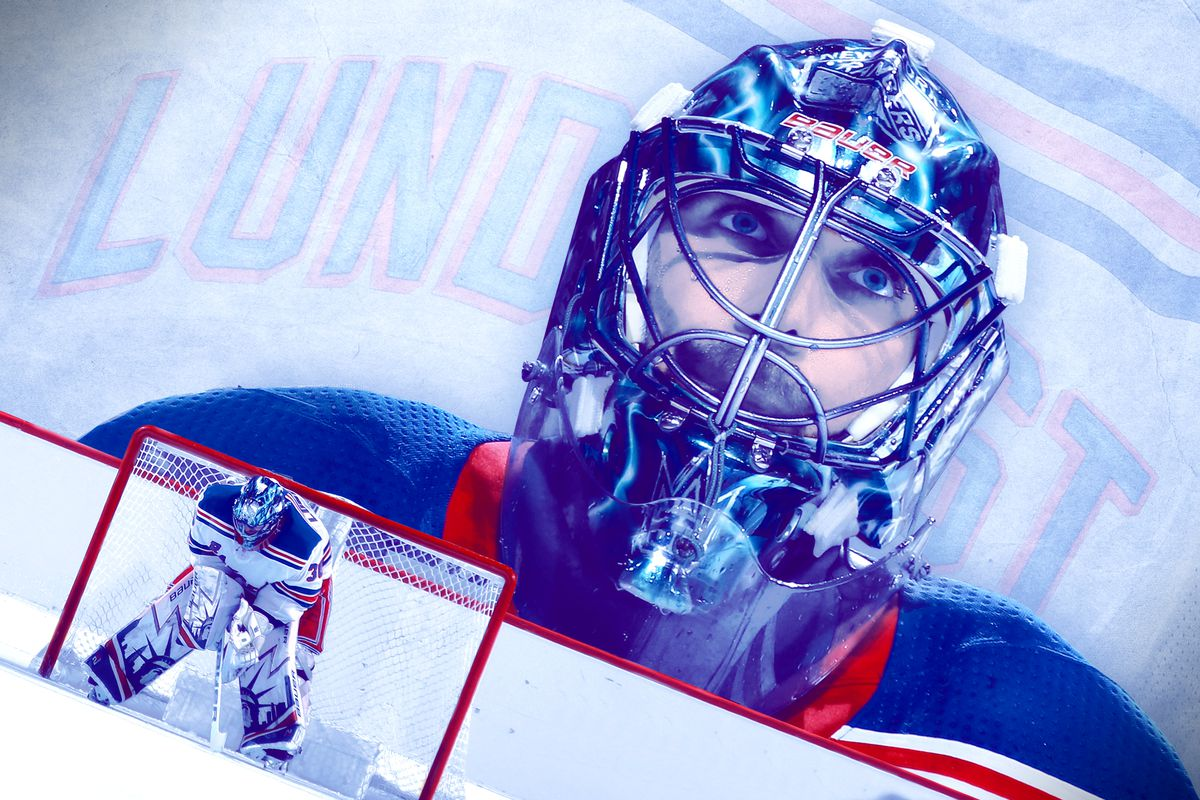 The Strange Purgatory Of Henrik Lundqvist And The New York Rangers