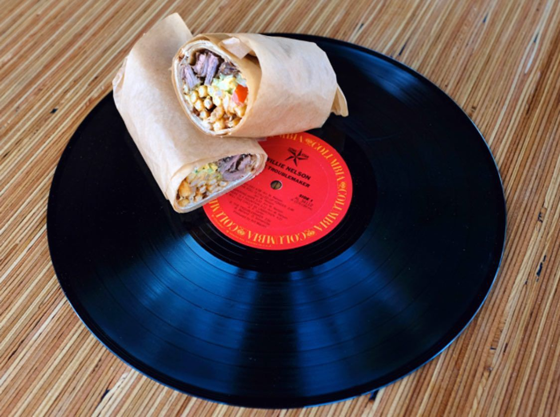 California burritos and a record from Troublemaker