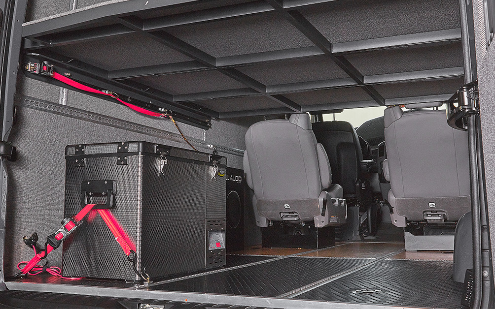 Diy A Mercedes Sprinter With Conversion Kits From
