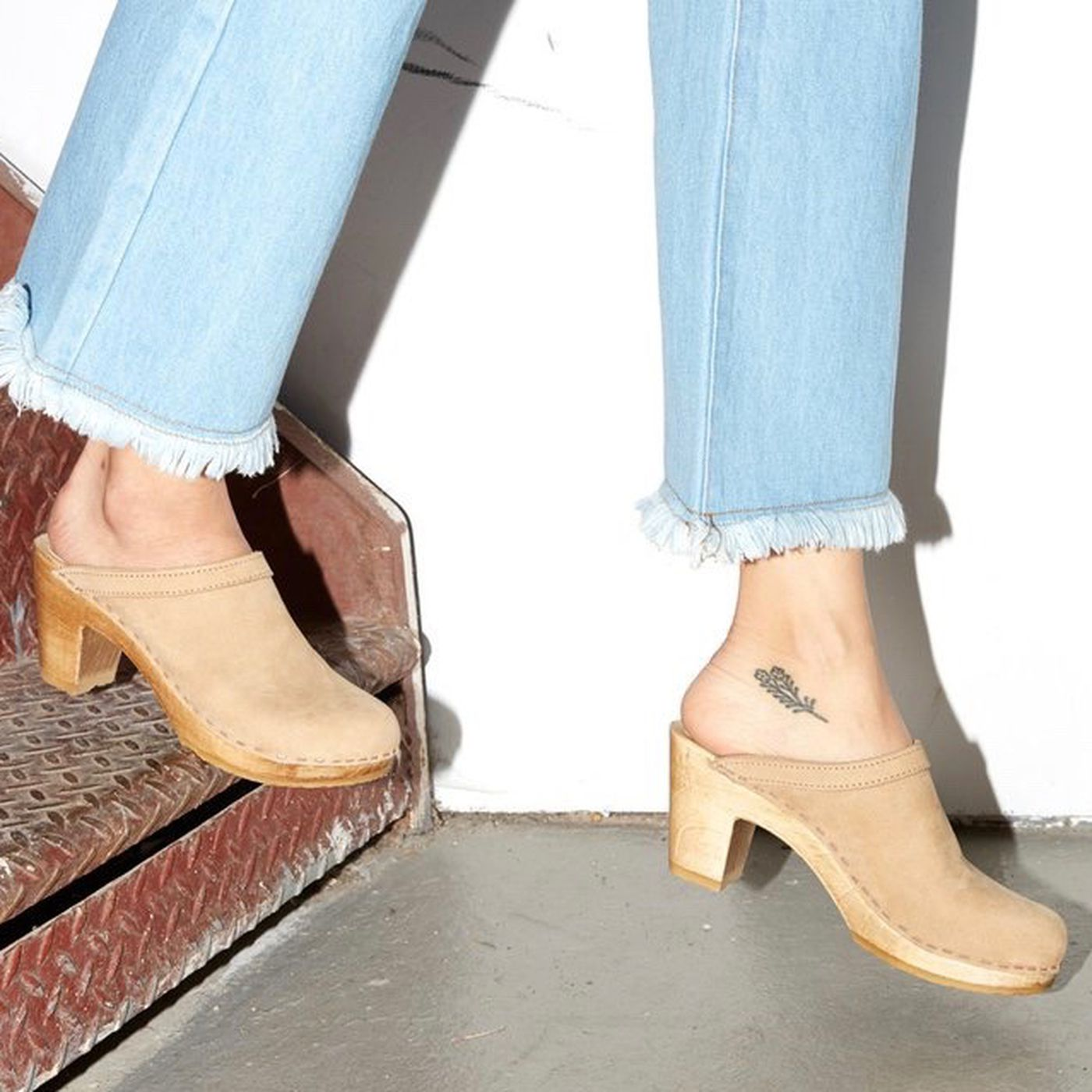24242f04fe All Hail the Return of Clogs, the Most Comfortable 'It' Shoe - Racked