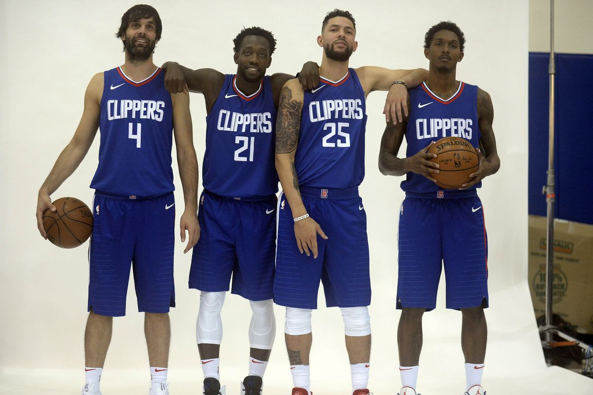 Depth Chart Update  Where the Clippers Stand Heading into Free Agency 8d2eaee78