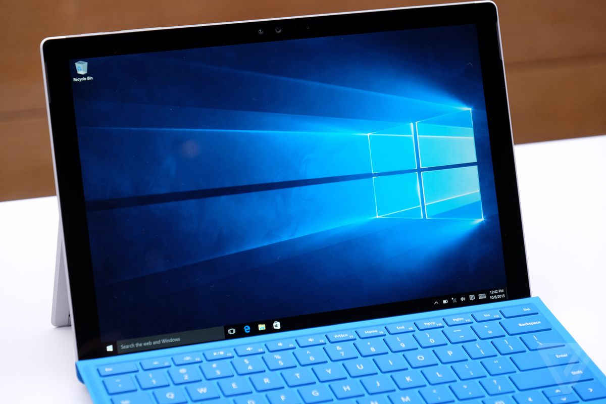 Microsoft Surface Pro 4 Hands On Photos