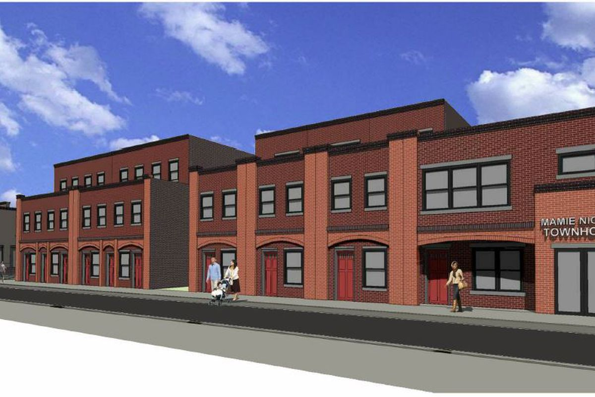 33 affordable housing homes approved for Point Breeze - Curbed Philly