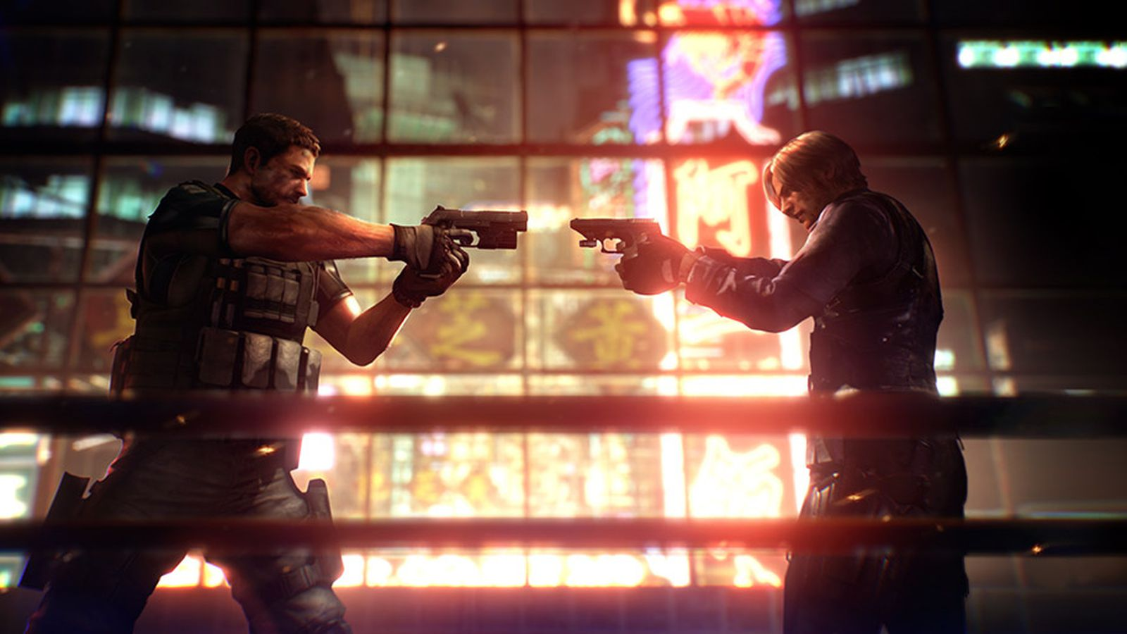 Resident Evil 6 Review Biohazardous Waste Polygon