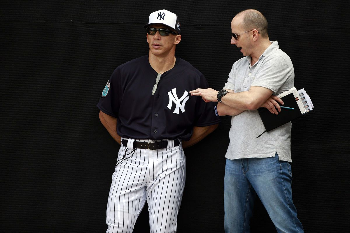 """""""And I'm telling you that Capt. Sisko was SO much better than any other Star Trek captain!!"""" -Brian Cashman"""