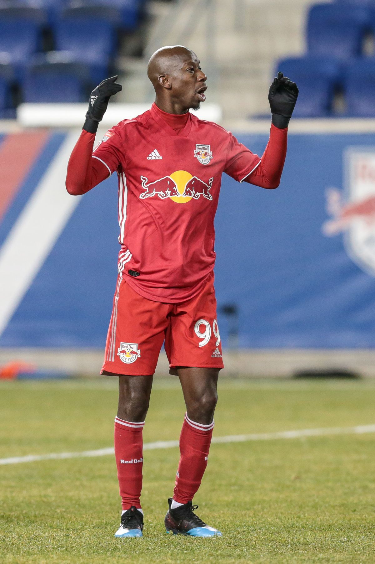 MLS: Champions League-Santos Laguna at New York Red Bulls