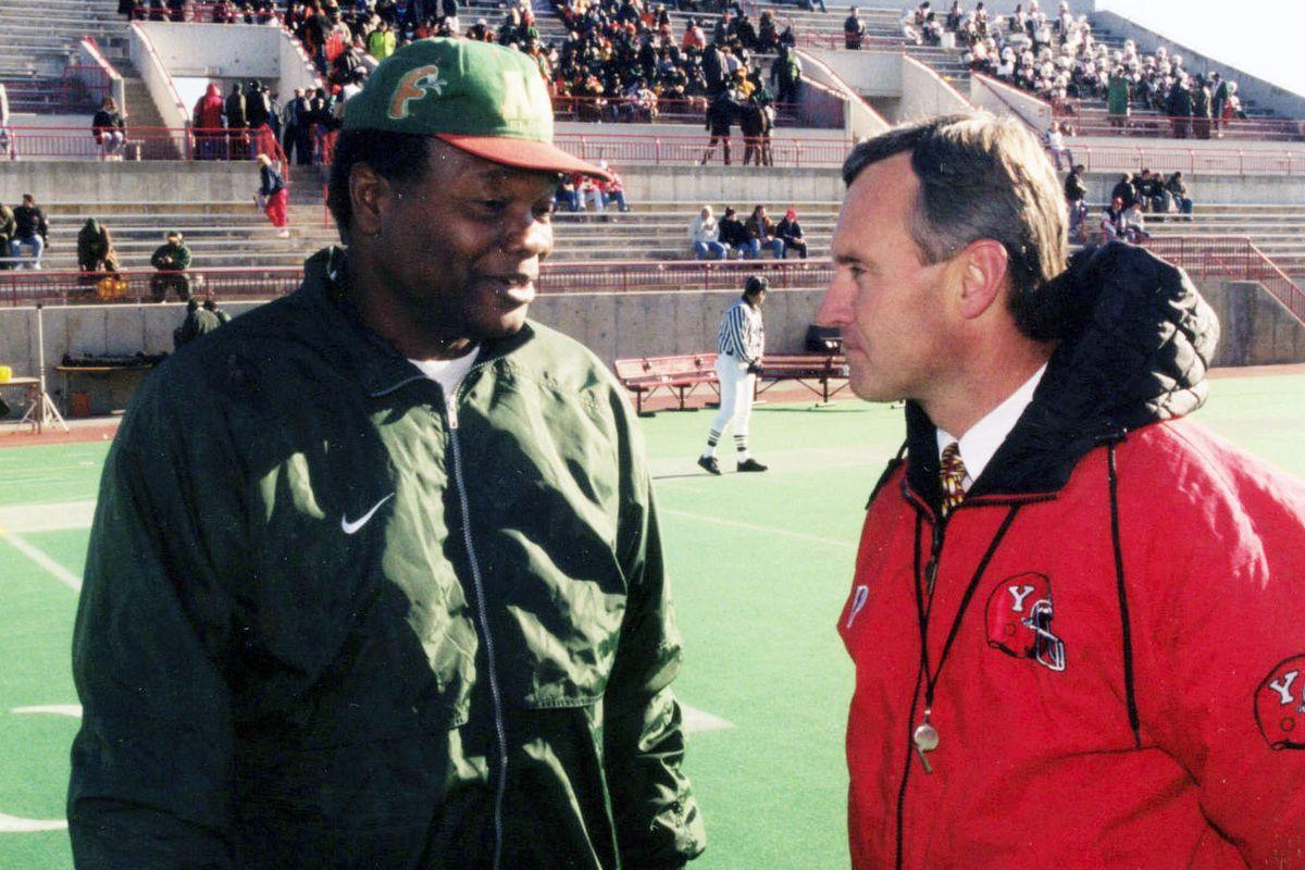 Billy Joe and future Ohio State head coach Jim Tressel