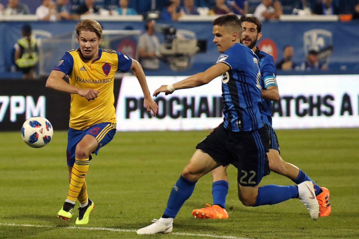 MLS: Colorado Rapids at Montreal Impact