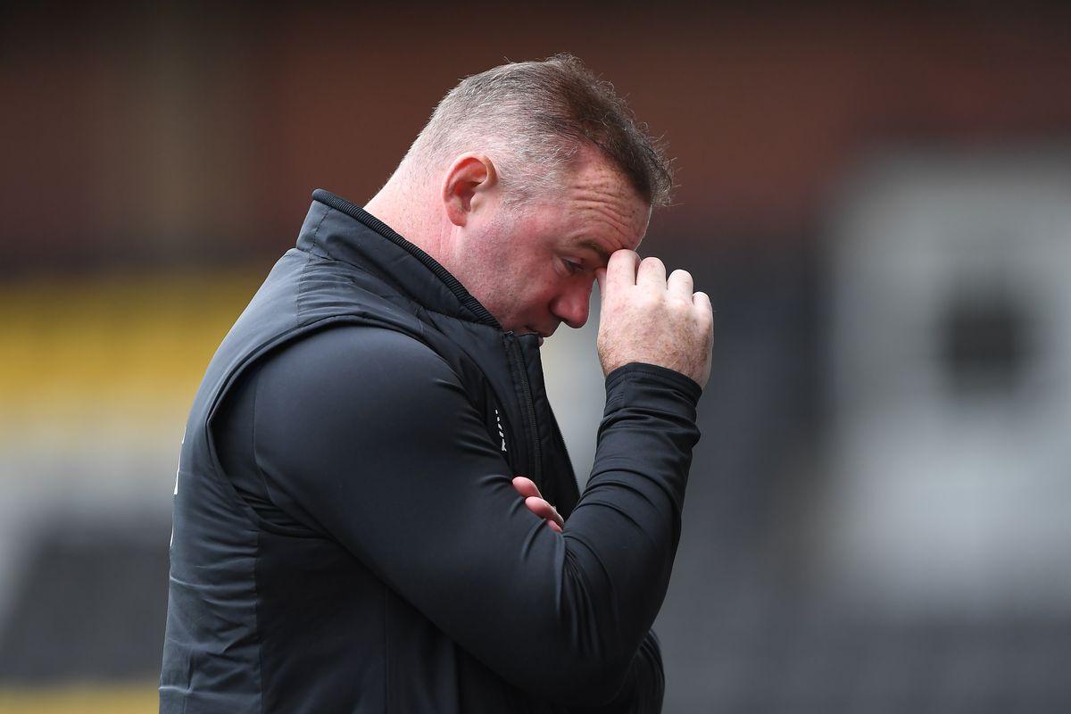 Notts County v Derby County - Friendly Match