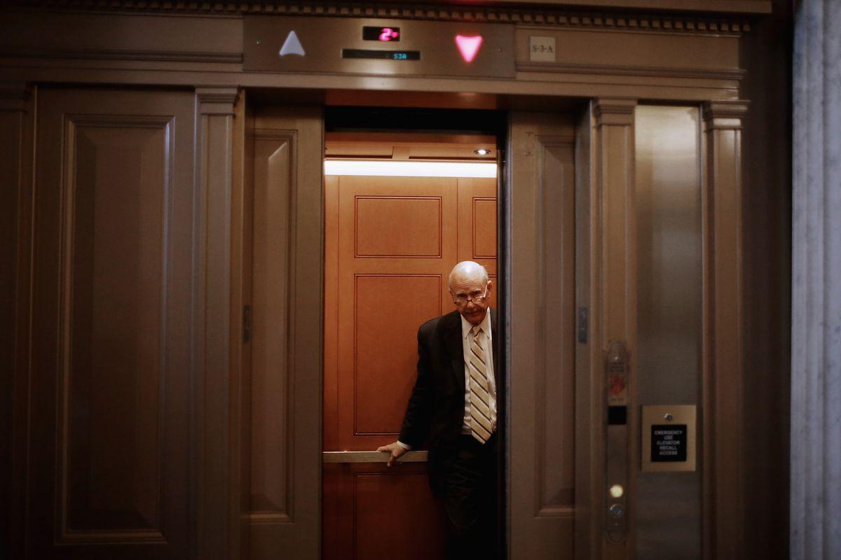 Senator Pat Roberts (R-KS)