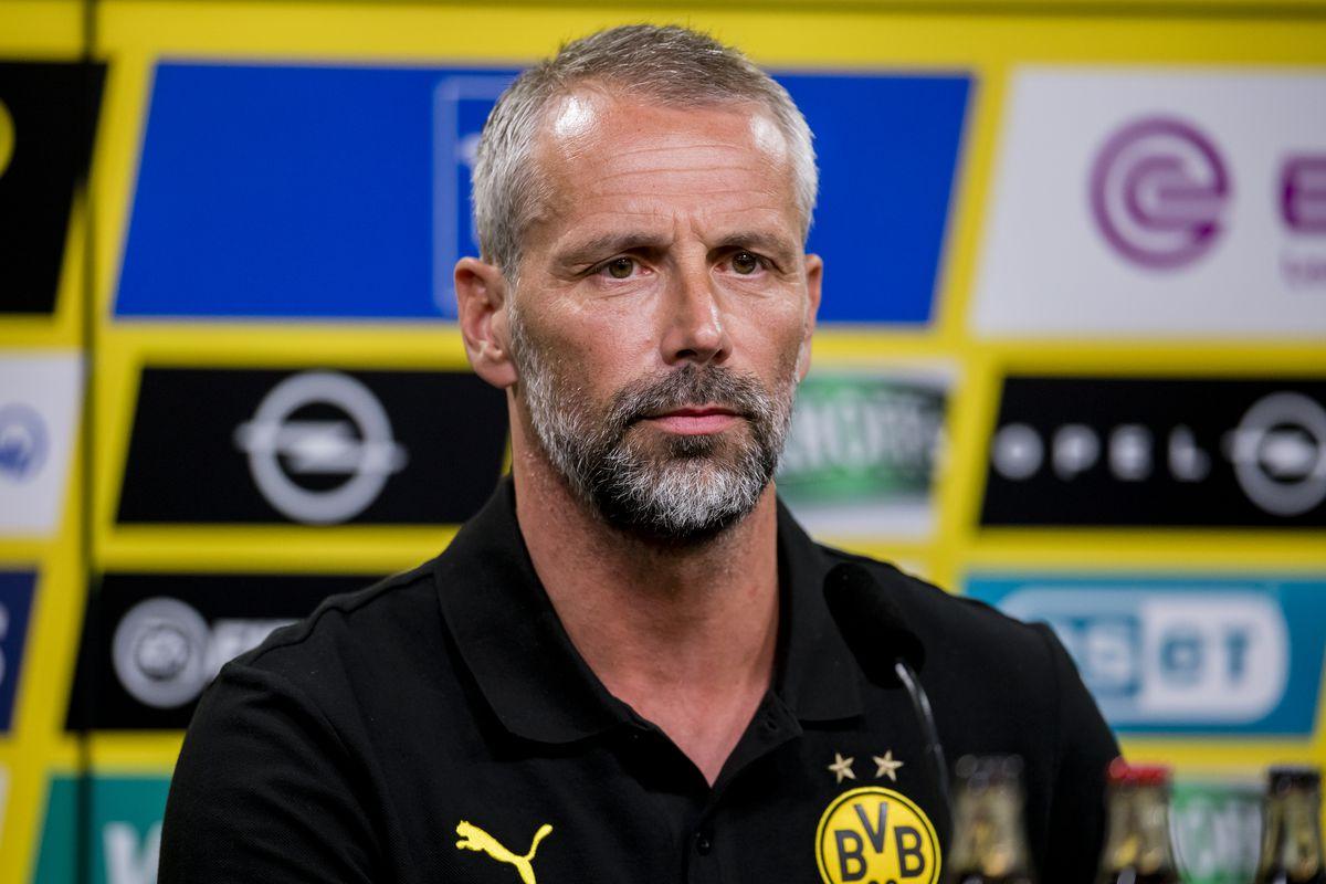 Borussia Dortmund Unveils New Head Coach Marco Rose