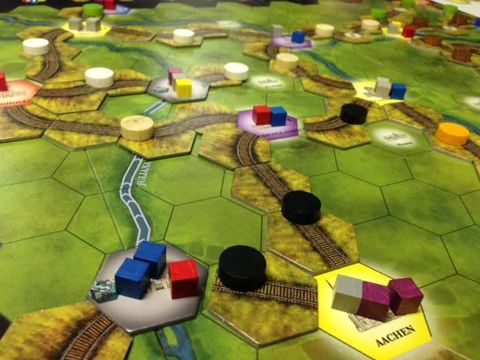 Board game roundup: A race to encourage players to build the