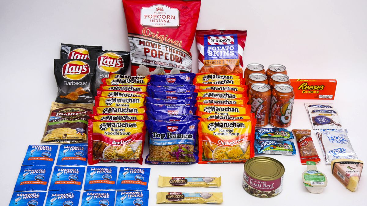 The Big Business Of Prisoner Care Packages