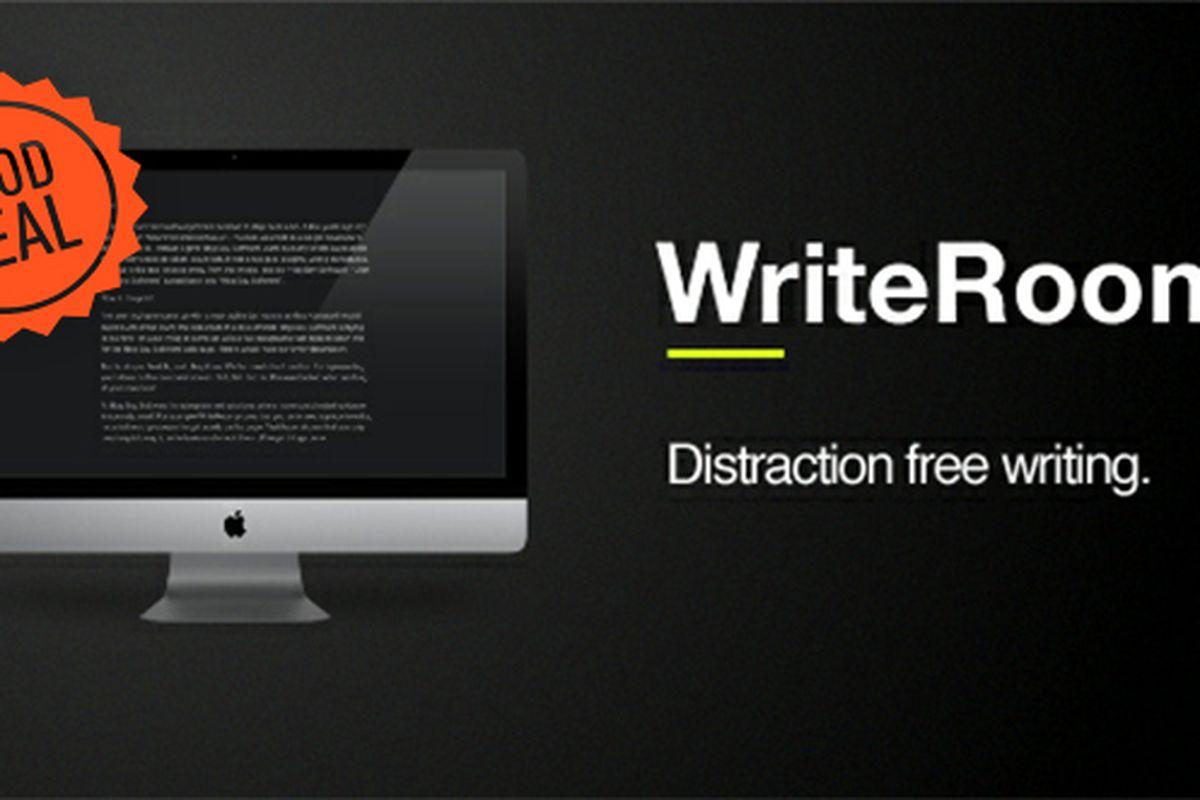 WriteRoom good deal