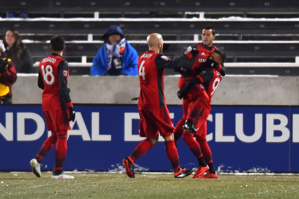 MLS: Concacaf Champions League-Toronto FC at Colorado Rapids