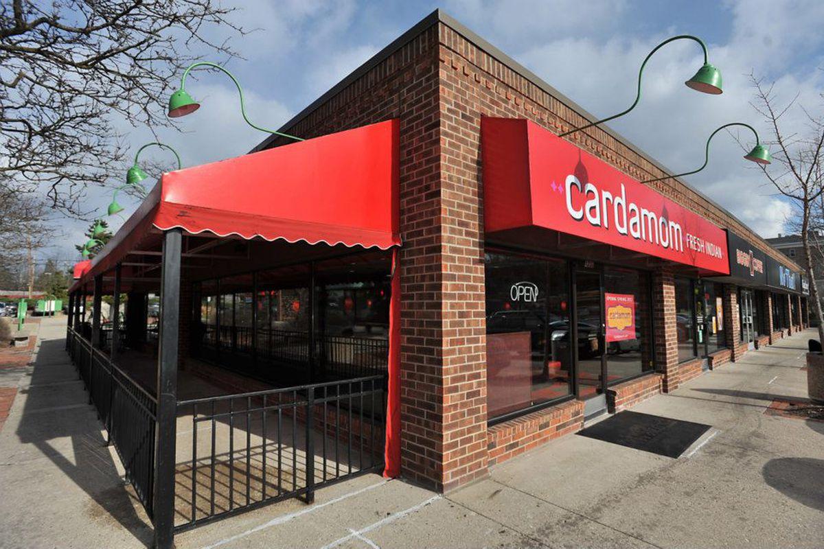 Cardamom Restaurant Facebook