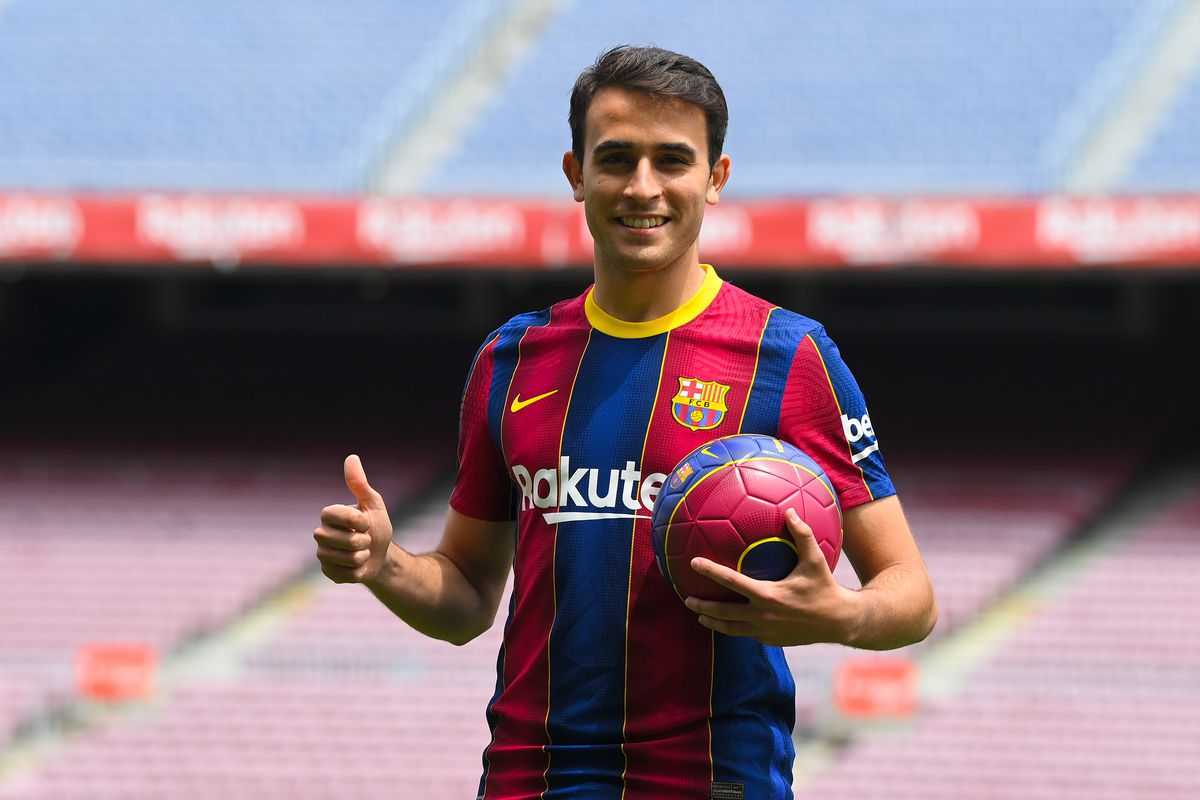 OFFICIAL: Eric Garcia returns to Barcelona - Barca Blaugranes
