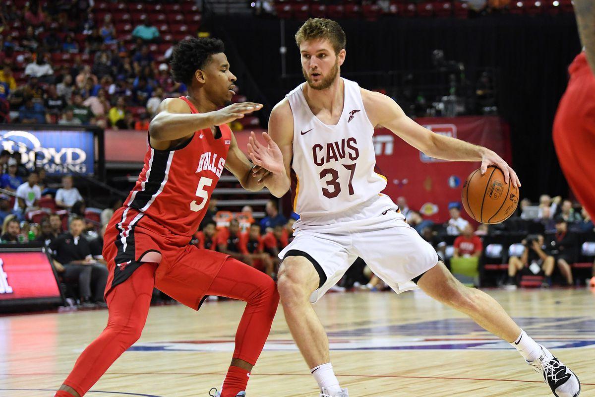 NBA: Summer League-Chicago Bulls at Cleveland Cavaliers