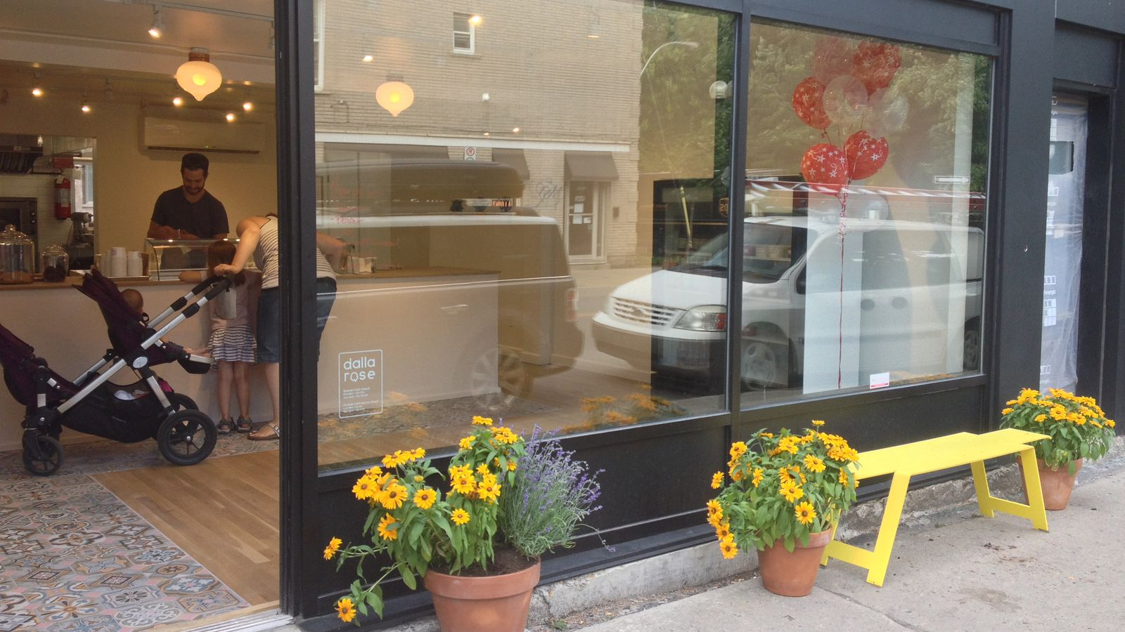 Nora Gray Vets Open Dalla Rose Creamery Eater Montreal