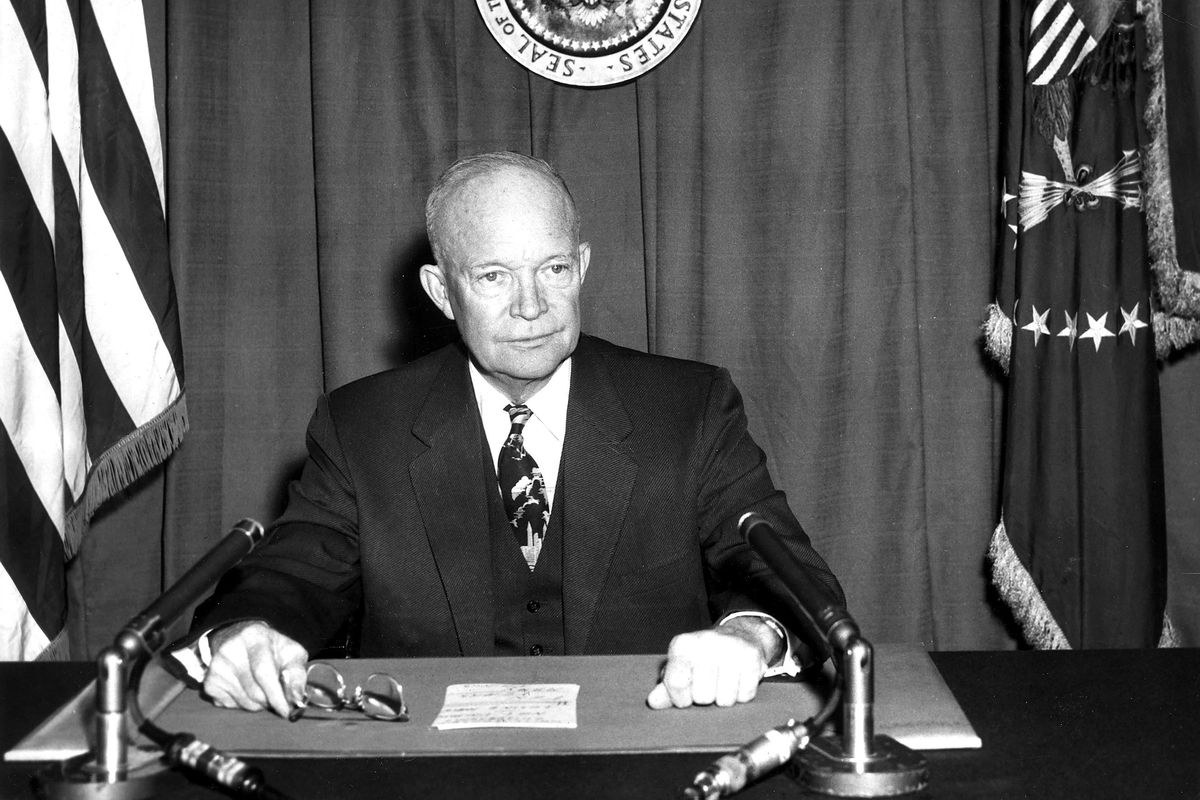 Dwight Eisenhower conducted the first modern presidential transition. But tensions with the ongoing Truman administration hampered his efforts.