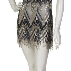 Bob Mackie, (American, b. 1940), Cocktail Dress Estimate: $100 to $200   Sold for: $1875