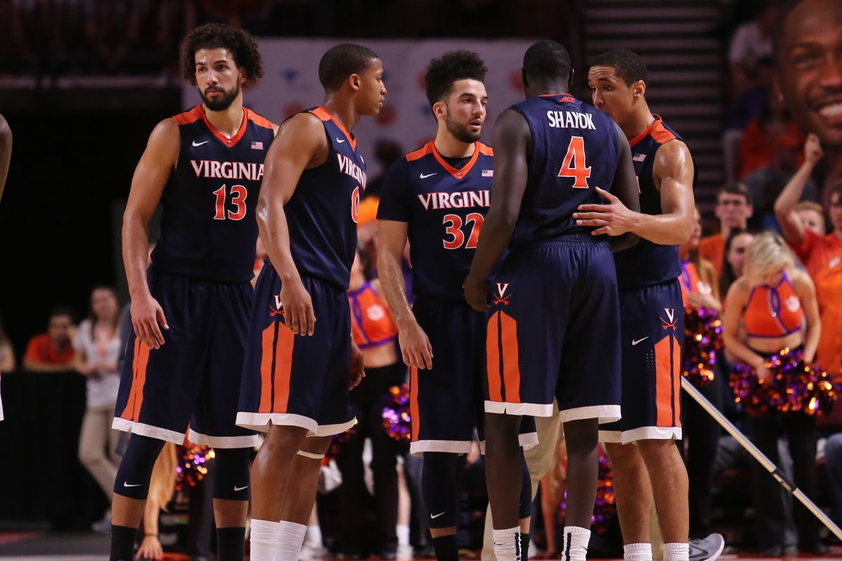 It's Time To Celebrate This Virginia Hoops Squad ...