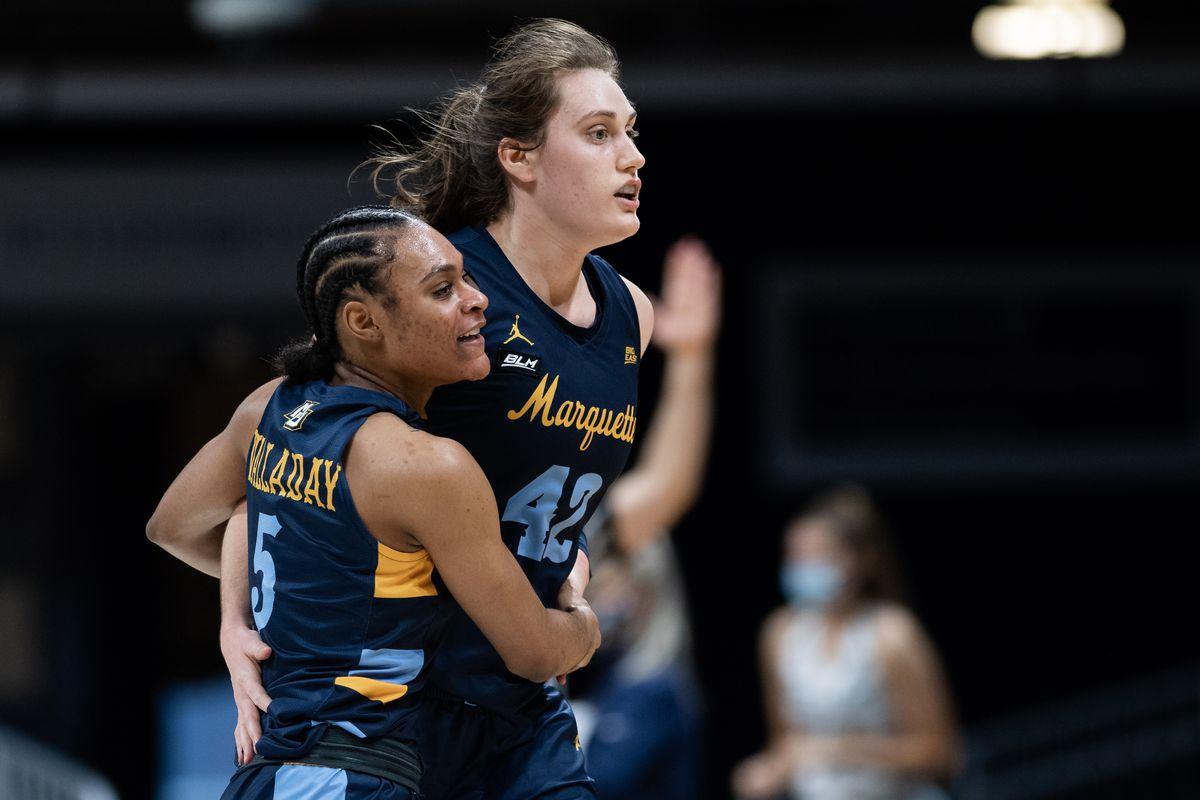 COLLEGE BASKETBALL: JAN 24 Women's Marquette at Butler