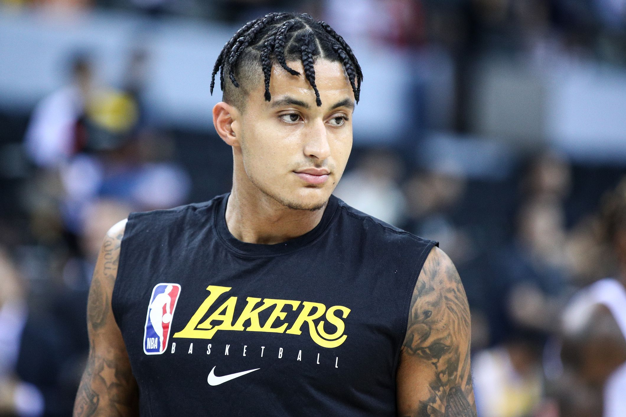 Kyle Kuzma cleared for non-contact practice