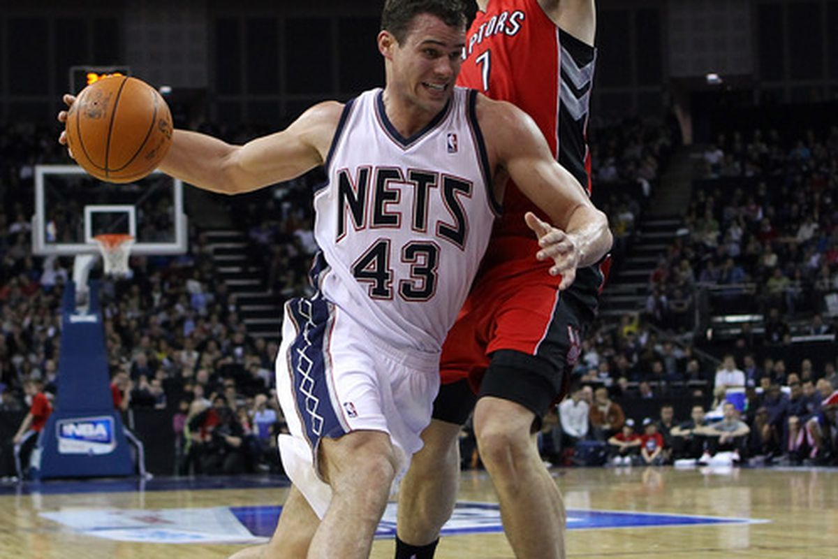 Could Hump and the Nets take their mini-rivalry with the Raptors to another level this season?