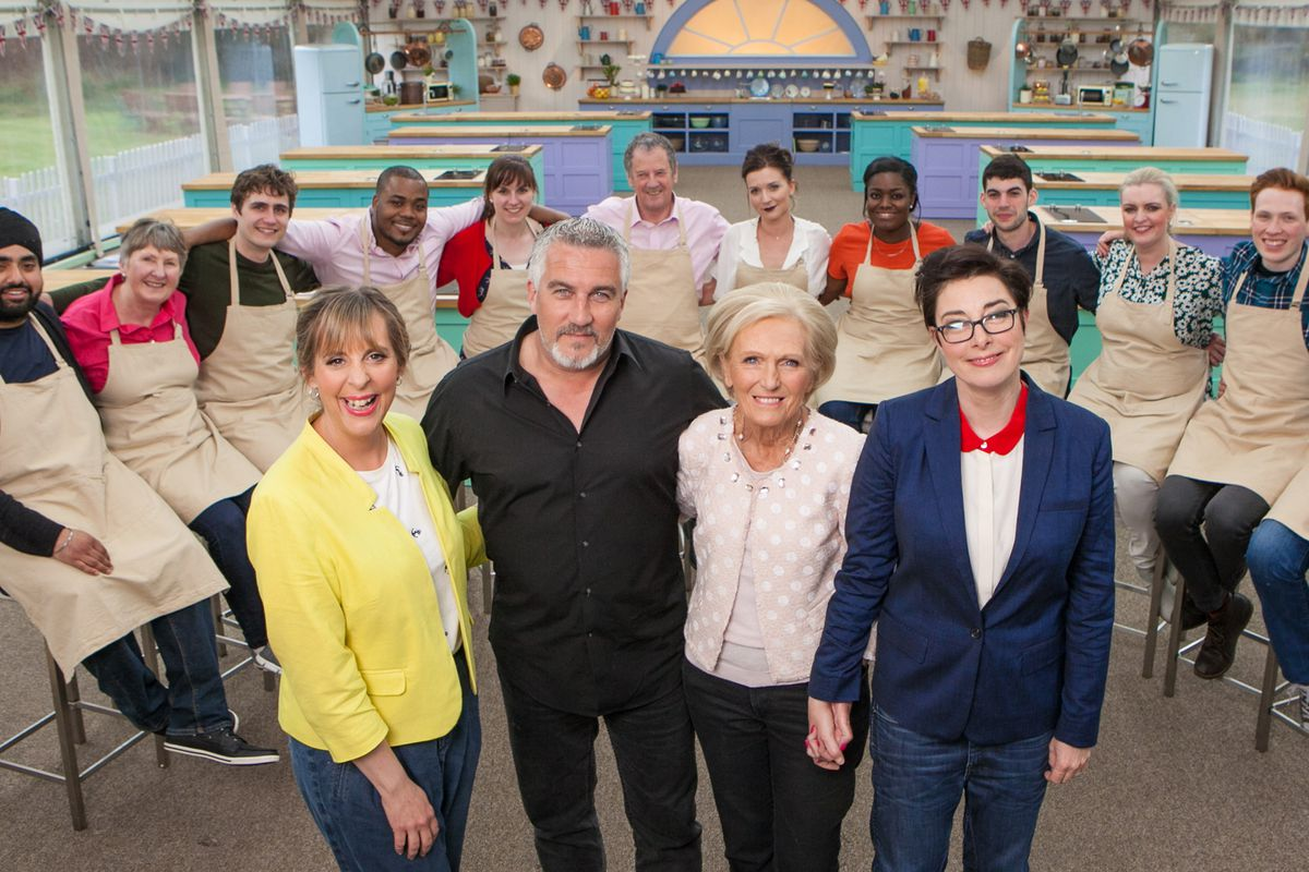 The Great British Baking Show Returns For Season 4 7 In Uk On Friday June 16 Pbs